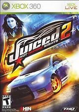 Juiced 2: Hot Import Nights XBOX 360 FULLY COMPLETE Game+Case+Manual+Ticket