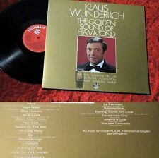 LP Klaus Wunderlich: Golden Sound Of Hammond