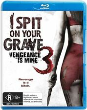 I Spit On Your Grave 3 - Vengeance Is Mine : NEW Blu-Ray