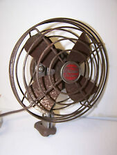 1930 's 1940 's Antique Car Accessory Defroster Vent Fan ' Wizard DELUXE '