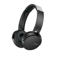 Sony MDR-XB650BT/B (Black) Bluetooth Extra Bass Headphones w/mic