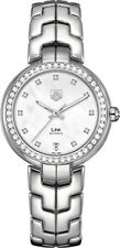 WAT2314.BA0956 | TAG HEUER LINK | NEW & AUTHENTIC DIAMOND FACE WOMENS WATCH
