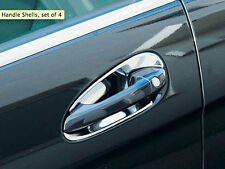 Mercedes W176 A Class W246 B Class Chrome Door Handle Shells Set