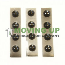 "Garage Door Stick on Studs 5/16"" Wide Set of 12 Decorative"