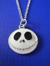 FREE GIFT ** Disney Nightmare Before Christmas Jack Skellington Pendant Necklace