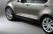 The All-New Land Rover Discovery 5 - Body Side Mouldings Bright - VPLRP0286