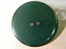 10 NEW 1 1/2 INCH PEARL FINISH  DARK GREEN  BUTTONS