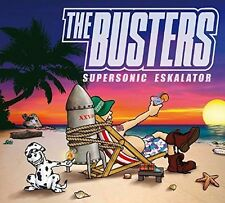THE BUSTERS - SUPERSONIC ESKALATOR  CD NEU