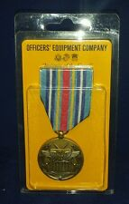 U S GLOBAL WAR ON TERRORISM EXPE MEDAL FULL SIZE OFFICERS EQUIPMENT COMPANY