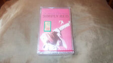 A New Flame, Simply Red, K7 Cassette Mc..... New