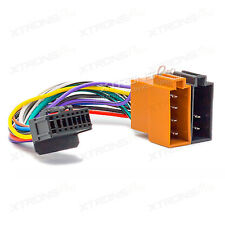 ISO Harness Cable For Pioneer DEH-P8400BH DEH-P7800MP DEH-P670MP DEH-P3900MP