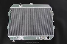 NEW 3 ROWS/CORES ALUMINUM RADIATOR FOR 75-78 NISSAN DATSUN 280-Z 280Z 280ZX