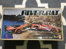 Revell H-1382 RIVER RAT Chevy LUV Pickup Boat Trailer 1978 1/25 Kit SEALED