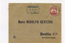 GSWA [X] Sc 28a(Mi 26b) KEETMANSHOOP a TO BERLIN 22MAY11 CDS, ARGE 4, $225