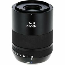 ZEISS 50MM Touit F2.8 for Fuji X-Mount