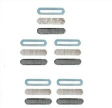 5 X Self Adhesive 3 In 1 Anti Dust Ear Speaker Mesh for iPhone 3g 3gs 4 4G 4S