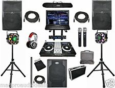 Professional DJ System, club dj system, wedding dj system, dj equipment, Pro sys