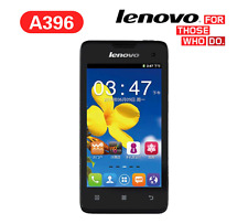 ORIGINAL Lenovo A396 DUAL SIM Android Smartphone, brand new and boxed inc 2 sims