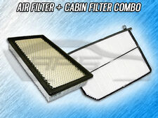 AIR FILTER CABIN FILTER COMBO FOR 2000 2001 2002 LINCOLN LS