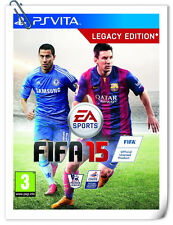 PSV FIFA 15 LEGACY EDITION SONY PlayStatio​n VITA Electronic Arts EA Sports