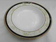 "Wedgwood CORNUCOPIA  RIMMED BOWL 8"" or 20.3cm x 3.5cm, Excellent."