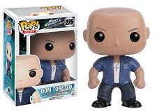 Funko Pop Movies: Fast and Furious - Dom Toretto Vinyl  Figure