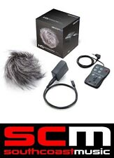 ZOOM H5 RECORDER ACCESSORY PACK with WINDSCREEN, REMOTE CONTROL, POWER ADAPTOR