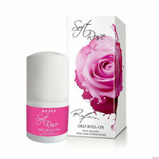 Deo Roll-on Soft Rose with Organic Rose Water Bulgarian Rosa Alba Deodorant 50ml