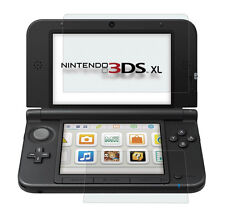 CitiGeeks® Nintendo 3DS XL Screen Protector Crystal Clear HD Film [3-Pack]
