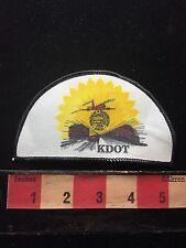 Older Kansas Department Of Transportation Patch KDOT C71C
