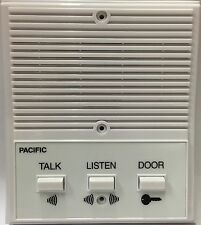Pacific Apartment Intercom Station 3403 universal replacement  3 wire system
