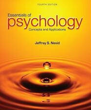 Essentials of Psychology, 4th Edition, Loose Leaf