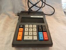 Vintage Adler Model 804 Desktop Calculator Electronic