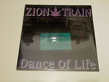 """ZION TRAIN - DANCE OF LIVE - 12"""" MESA RECORDS MADE IN U.S.A. 1995 - NEW! SEALED!"""