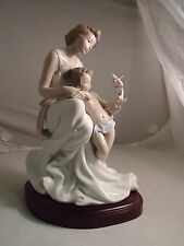 LLADRO, WHERE LOVE BEGINS, #7649, LIMITED EDITION, RETIRED, NEW, MINT IN BOX