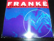 Franke Understand This Groove Rare House Mixes CD Single