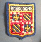 "Bourgogne Patch - France - 1 1/2"" x 2"""