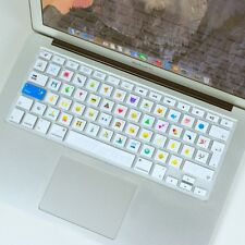 EMOJI KEYBOARD SILICONE COVER MACBOOK AIR PRO WITH FREE SOFTWARE - EU KEYBOARD