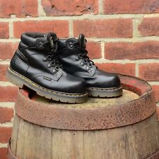 Dr martens Steel Toe & Mid Sole safety Boots Anti static Slip Resistant UK 7