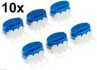 10x 3M Scotchlok 314 blau Kabelverbinder für Gardena Husqvarna Automower