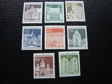 ALLEMAGNE (rfa) - timbre yvert et tellier n° 391 a 397A n** (A19) stamp germany
