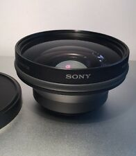 Sony VCL-DH0758 0.7x Wide Angle Lens 58mm For Cyber-Shot DSC-H5, DSC-H2, DSC-H1