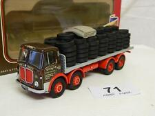 Corgi 1:50 AEC MKV Mammoth Major 8 Wheel Platform Lorry Spiers Box CC11504
