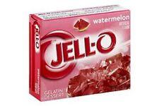 Jello Anguria gelatina DESSERT 85g