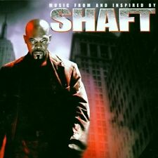Shaft (2000) Isaac Hayes, R. Kelly, Donell Jones.. [CD]