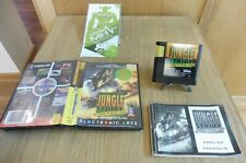 JUNGLE STRIKE - MEGADRIVE PAL