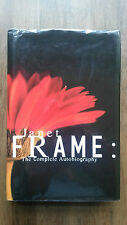 Janet Frame – The Complete Autobiography (1st 1998 UK hb w dw) Angel at My Table