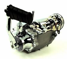 Natural 4-Speed Kicker 2.44:1 Transmission Trans Harley Big Twin Shovelhead FX