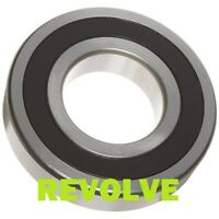 6000 2RS to 6007 2RS Rubber Sealed Bearings - Choose Size - 6000RS - 6007RS