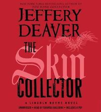 Jeffery Deaver - Skin Collector Unabr (2014) - Used - Compact Disc